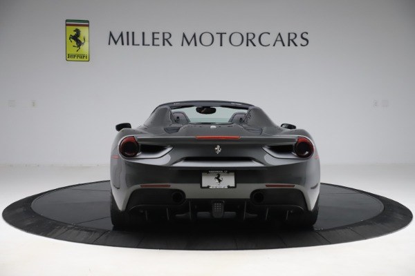Used 2018 Ferrari 488 Spider for sale $283,900 at Rolls-Royce Motor Cars Greenwich in Greenwich CT 06830 6