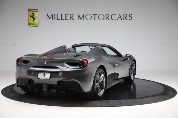 Used 2018 Ferrari 488 Spider for sale $283,900 at Rolls-Royce Motor Cars Greenwich in Greenwich CT 06830 7