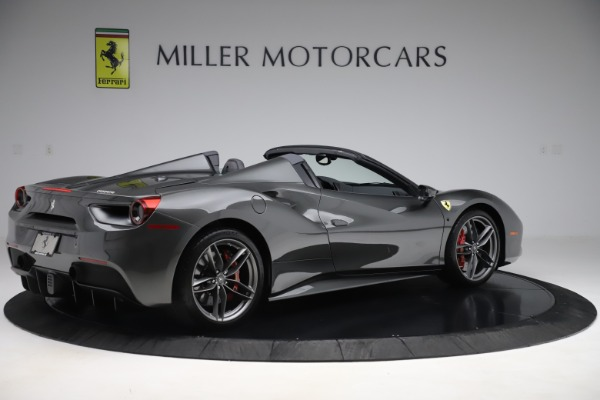 Used 2018 Ferrari 488 Spider for sale $283,900 at Rolls-Royce Motor Cars Greenwich in Greenwich CT 06830 8