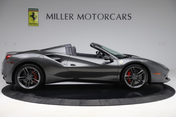 Used 2018 Ferrari 488 Spider for sale $283,900 at Rolls-Royce Motor Cars Greenwich in Greenwich CT 06830 9