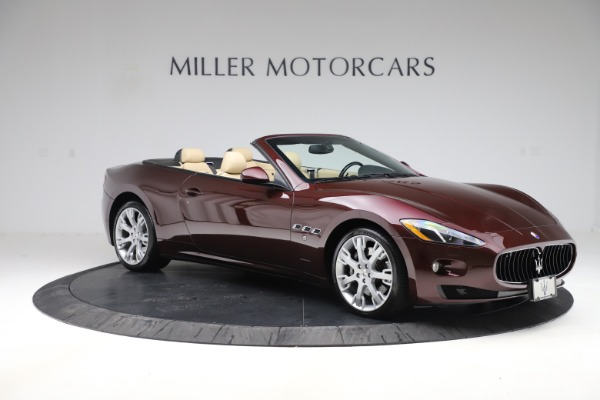 Used 2013 Maserati GranTurismo for sale Sold at Rolls-Royce Motor Cars Greenwich in Greenwich CT 06830 10