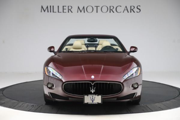 Used 2013 Maserati GranTurismo for sale Sold at Rolls-Royce Motor Cars Greenwich in Greenwich CT 06830 12