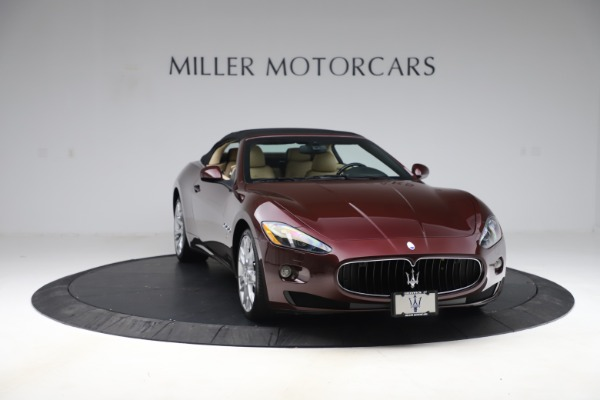 Used 2013 Maserati GranTurismo for sale Sold at Rolls-Royce Motor Cars Greenwich in Greenwich CT 06830 13