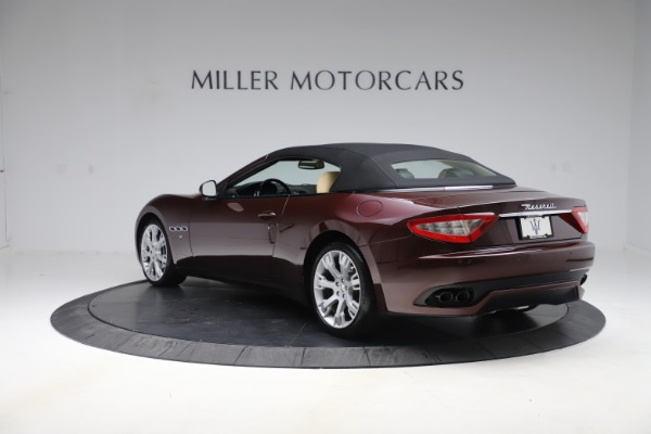 Used 2013 Maserati GranTurismo for sale Sold at Rolls-Royce Motor Cars Greenwich in Greenwich CT 06830 16