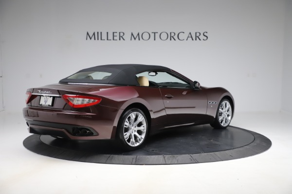 Used 2013 Maserati GranTurismo for sale Sold at Rolls-Royce Motor Cars Greenwich in Greenwich CT 06830 17