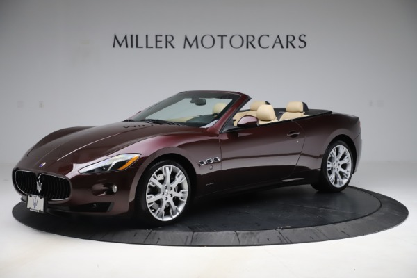 Used 2013 Maserati GranTurismo for sale Sold at Rolls-Royce Motor Cars Greenwich in Greenwich CT 06830 2