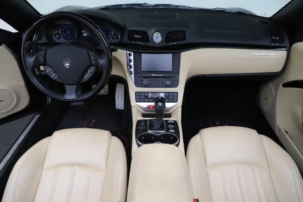 Used 2013 Maserati GranTurismo for sale Sold at Rolls-Royce Motor Cars Greenwich in Greenwich CT 06830 22