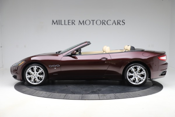 Used 2013 Maserati GranTurismo for sale Sold at Rolls-Royce Motor Cars Greenwich in Greenwich CT 06830 3