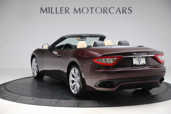 Used 2013 Maserati GranTurismo for sale Sold at Rolls-Royce Motor Cars Greenwich in Greenwich CT 06830 5