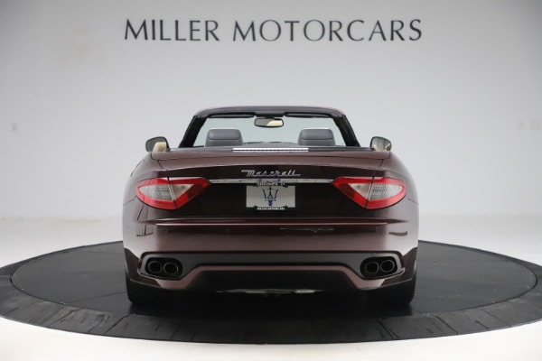 Used 2013 Maserati GranTurismo for sale Sold at Rolls-Royce Motor Cars Greenwich in Greenwich CT 06830 6
