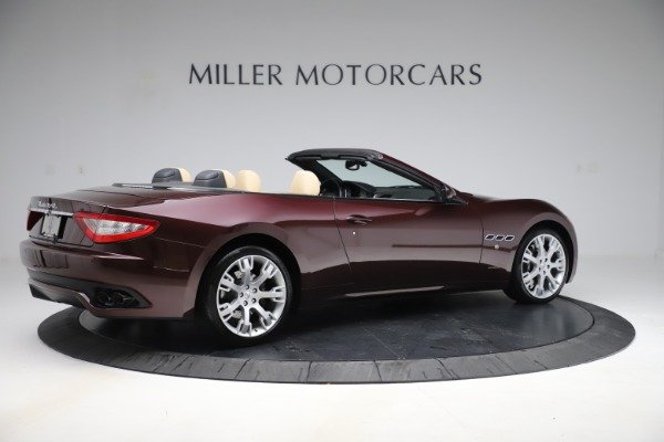 Used 2013 Maserati GranTurismo for sale Sold at Rolls-Royce Motor Cars Greenwich in Greenwich CT 06830 8