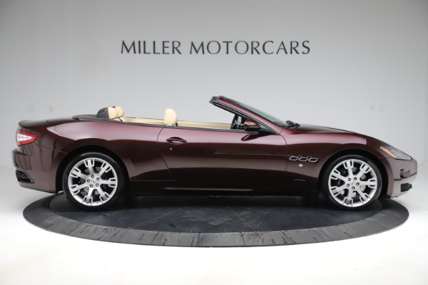 Used 2013 Maserati GranTurismo for sale Sold at Rolls-Royce Motor Cars Greenwich in Greenwich CT 06830 9