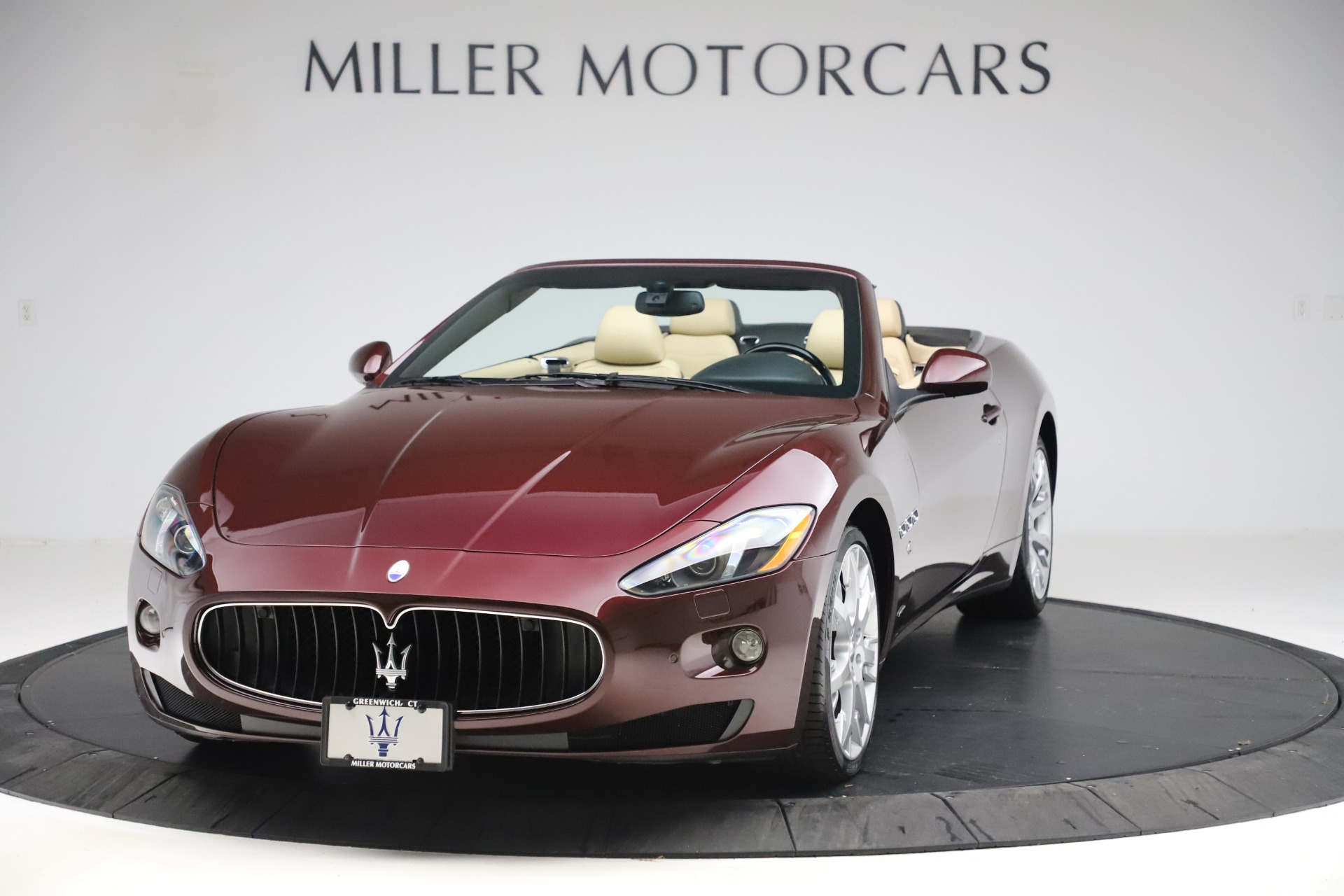 Used 2013 Maserati GranTurismo for sale Sold at Rolls-Royce Motor Cars Greenwich in Greenwich CT 06830 1