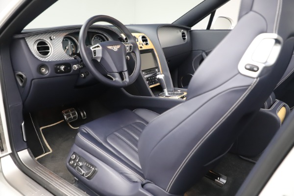 Used 2015 Bentley Continental GTC V8 for sale $119,900 at Rolls-Royce Motor Cars Greenwich in Greenwich CT 06830 25