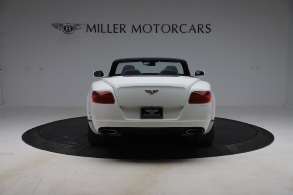 Used 2015 Bentley Continental GTC V8 for sale $119,900 at Rolls-Royce Motor Cars Greenwich in Greenwich CT 06830 6