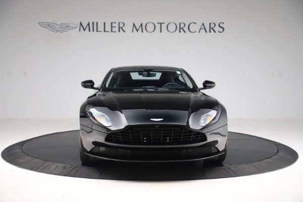 Used 2018 Aston Martin DB11 V8 for sale $145,900 at Rolls-Royce Motor Cars Greenwich in Greenwich CT 06830 11