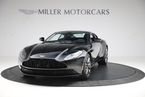 Used 2018 Aston Martin DB11 V8 for sale $145,900 at Rolls-Royce Motor Cars Greenwich in Greenwich CT 06830 12