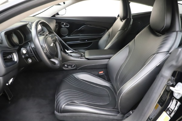 Used 2018 Aston Martin DB11 V8 for sale $145,900 at Rolls-Royce Motor Cars Greenwich in Greenwich CT 06830 13