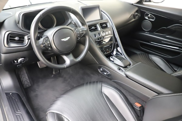 Used 2018 Aston Martin DB11 V8 for sale $145,900 at Rolls-Royce Motor Cars Greenwich in Greenwich CT 06830 14
