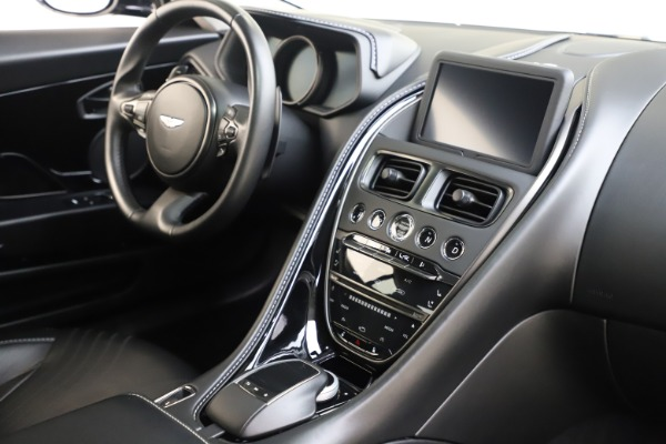 Used 2018 Aston Martin DB11 V8 for sale $145,900 at Rolls-Royce Motor Cars Greenwich in Greenwich CT 06830 18
