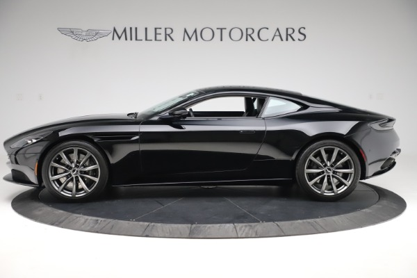 Used 2018 Aston Martin DB11 V8 for sale $145,900 at Rolls-Royce Motor Cars Greenwich in Greenwich CT 06830 2