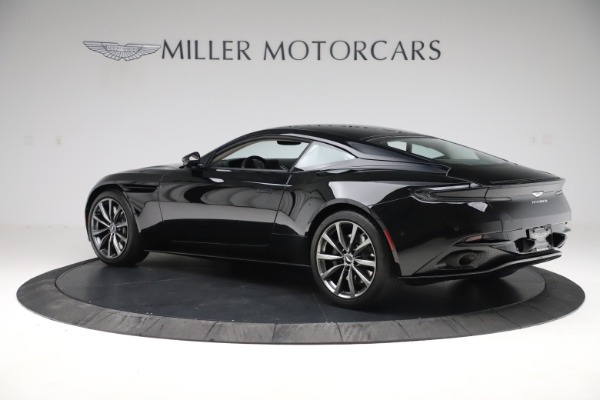 Used 2018 Aston Martin DB11 V8 for sale $145,900 at Rolls-Royce Motor Cars Greenwich in Greenwich CT 06830 3