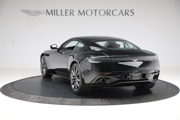 Used 2018 Aston Martin DB11 V8 for sale $145,900 at Rolls-Royce Motor Cars Greenwich in Greenwich CT 06830 4