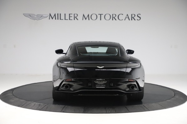 Used 2018 Aston Martin DB11 V8 for sale $145,900 at Rolls-Royce Motor Cars Greenwich in Greenwich CT 06830 5