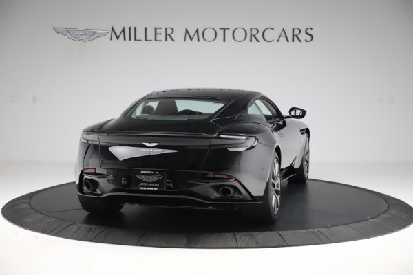 Used 2018 Aston Martin DB11 V8 for sale $145,900 at Rolls-Royce Motor Cars Greenwich in Greenwich CT 06830 6