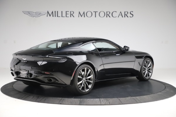 Used 2018 Aston Martin DB11 V8 for sale $145,900 at Rolls-Royce Motor Cars Greenwich in Greenwich CT 06830 7