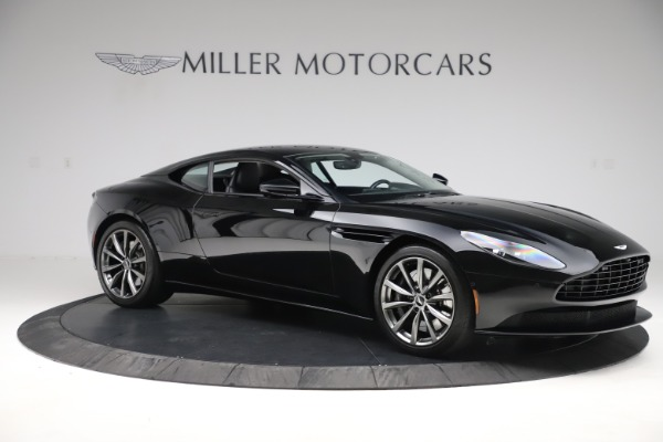 Used 2018 Aston Martin DB11 V8 for sale $145,900 at Rolls-Royce Motor Cars Greenwich in Greenwich CT 06830 9