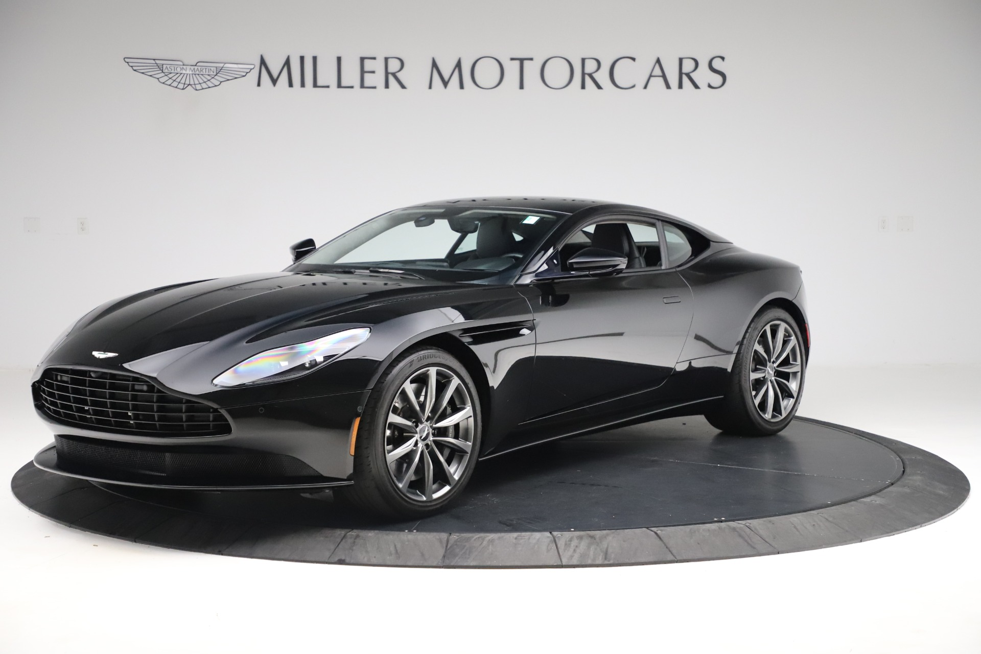 Used 2018 Aston Martin DB11 V8 for sale $145,900 at Rolls-Royce Motor Cars Greenwich in Greenwich CT 06830 1