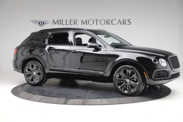 New 2020 Bentley Bentayga V8 Design Series for sale $216,860 at Rolls-Royce Motor Cars Greenwich in Greenwich CT 06830 10