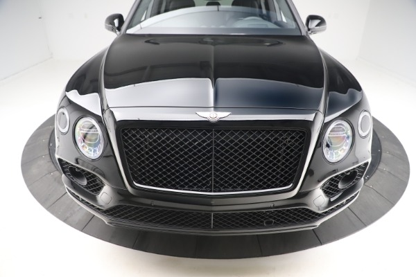 New 2020 Bentley Bentayga V8 Design Series for sale $216,860 at Rolls-Royce Motor Cars Greenwich in Greenwich CT 06830 13