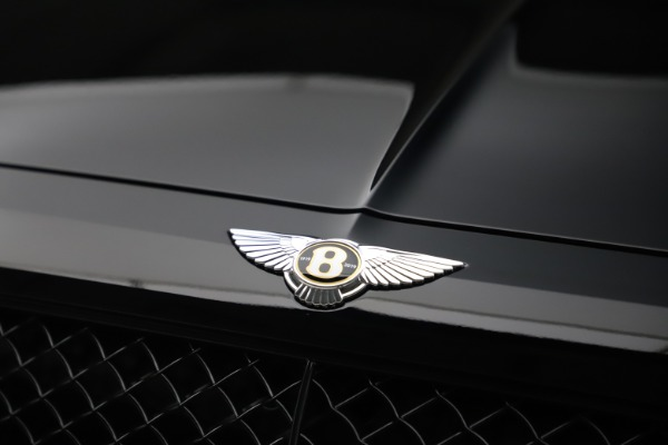 New 2020 Bentley Bentayga V8 Design Series for sale $216,860 at Rolls-Royce Motor Cars Greenwich in Greenwich CT 06830 14