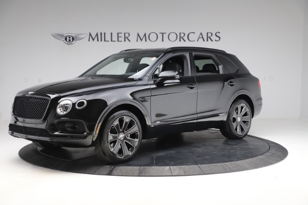 New 2020 Bentley Bentayga V8 Design Series for sale $216,860 at Rolls-Royce Motor Cars Greenwich in Greenwich CT 06830 2