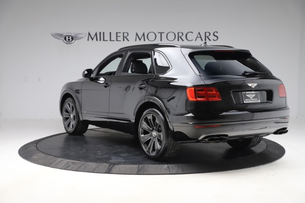 New 2020 Bentley Bentayga V8 Design Series for sale $216,860 at Rolls-Royce Motor Cars Greenwich in Greenwich CT 06830 5