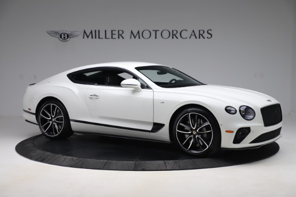 New 2020 Bentley Continental GT V8 for sale Sold at Rolls-Royce Motor Cars Greenwich in Greenwich CT 06830 12