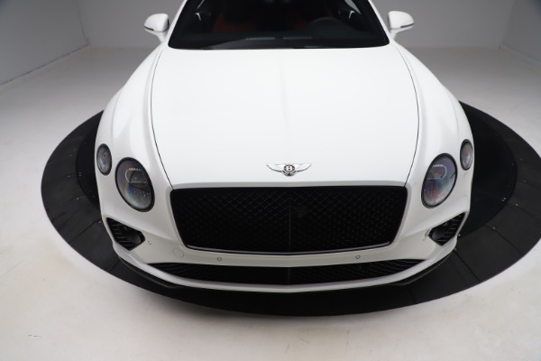 New 2020 Bentley Continental GT V8 for sale Sold at Rolls-Royce Motor Cars Greenwich in Greenwich CT 06830 15