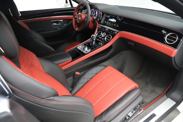 New 2020 Bentley Continental GT V8 for sale Sold at Rolls-Royce Motor Cars Greenwich in Greenwich CT 06830 28