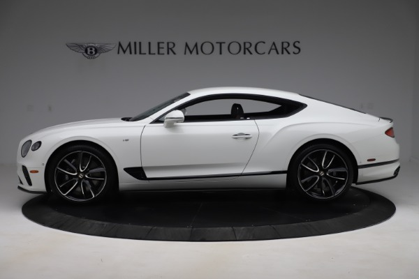 New 2020 Bentley Continental GT V8 for sale Sold at Rolls-Royce Motor Cars Greenwich in Greenwich CT 06830 4