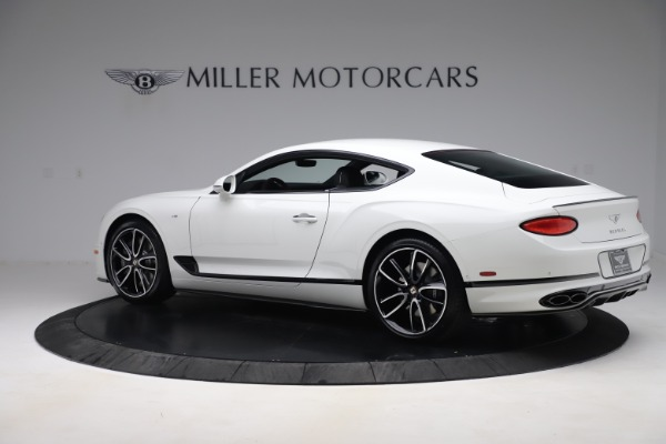 New 2020 Bentley Continental GT V8 for sale Sold at Rolls-Royce Motor Cars Greenwich in Greenwich CT 06830 6
