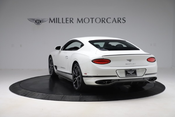 New 2020 Bentley Continental GT V8 for sale Sold at Rolls-Royce Motor Cars Greenwich in Greenwich CT 06830 7