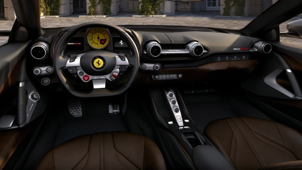 New 2020 Ferrari 812GTS for sale Call for price at Rolls-Royce Motor Cars Greenwich in Greenwich CT 06830 6