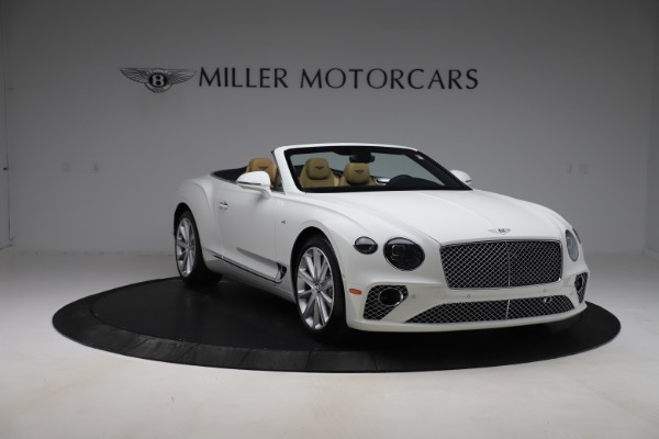 New 2020 Bentley Continental GTC V8 for sale $262,475 at Rolls-Royce Motor Cars Greenwich in Greenwich CT 06830 11