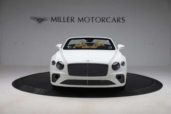 New 2020 Bentley Continental GTC V8 for sale $262,475 at Rolls-Royce Motor Cars Greenwich in Greenwich CT 06830 12