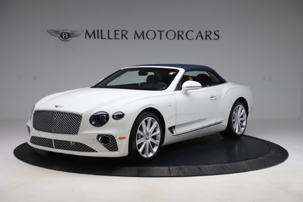 New 2020 Bentley Continental GTC V8 for sale $262,475 at Rolls-Royce Motor Cars Greenwich in Greenwich CT 06830 13