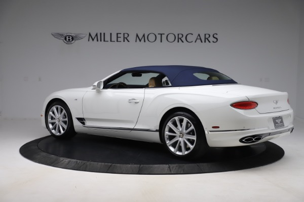 New 2020 Bentley Continental GTC V8 for sale $262,475 at Rolls-Royce Motor Cars Greenwich in Greenwich CT 06830 15