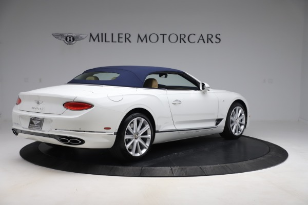 New 2020 Bentley Continental GTC V8 for sale $262,475 at Rolls-Royce Motor Cars Greenwich in Greenwich CT 06830 16
