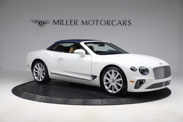 New 2020 Bentley Continental GTC V8 for sale $262,475 at Rolls-Royce Motor Cars Greenwich in Greenwich CT 06830 18